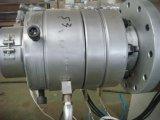 Linha da extrusão da câmara de ar das tubulações da eletricidade do PVC