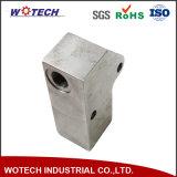 Staal CNC die van de Precisie van de douane Machinaal bewerkend Mechanisch Deel het malen