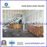 Hydraulische emballierenmaschine, automatische Ballenpresse mit Förderanlage