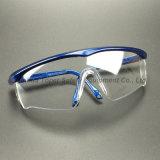 Oogglas van de Veiligheid van het Frame van de Lens van PC van het anti-effect het Nylon (SG116)