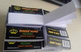 Extremidades de filtros para las piezas insertas del papel que fuman 50