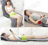 Elektrische Karosserien-Sorgfalt-Schwingung Shiatsu siamesisches Massage-Kissen
