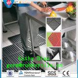 De RubberMatten van uitstekende kwaliteit van het Hotel, de RubberMat van de Keuken, Antislip RubberMat, de Antibacteriële Mat van de Vloer