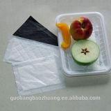 De supermarkt die China toont maakte Fruit dat pp verpakt Vers Dienblad