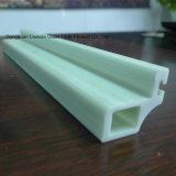 Profil/tube de Fibeglass GRP&FRP d'isolation d'époxy de résistance chimique