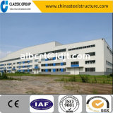 4層の前に設計の鉄骨構造の倉庫または工場または小屋の建築費