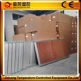 Almofada refrigerando resistente do ponto alto de Jinlong com papel da fibra de Corruated