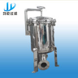Filtertüte-Gehäuse Ss304/316 für tiefe Quellwasser-Filtration
