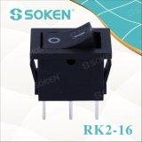 Sokne Rk2-16 1X2 sopra sull'interruttore di attuatore