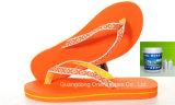 Colle MSDS de chaussures de santals d'EVA et de PVC