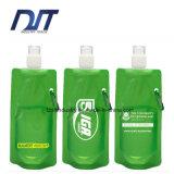 BPA geben faltendes Wasser-Flaschen-Beutel-förderndes Geschenk frei