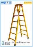 Стеклоткани трапа стеклоткани трапа трапа GRP трапа FRP стеклоткани, котор изолируя трап встали на сторону шага двойника стеклоткани трапа встали на сторону шага прямой одиночный, котор