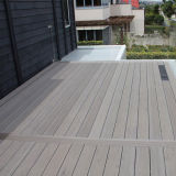 Nuovo Technology Outdoor WPC Decking con Natural Wood Grain