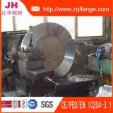 Bride d'acier du carbone de collet de soudure de JIS 5k Sch80