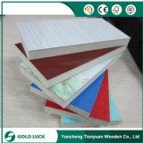 Бумага хорошего цены водоустойчивая Overlaid прокатанная переклейка для мебели