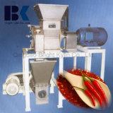 Transformation des produits alimentaires écrasant la machine