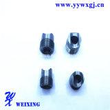 Männliche hydraulische Schweißens-Stahlbefestigung