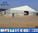 Soildの壁が付いているアルミニウムフレームの倉庫のテント