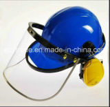 Stens 휴대용 동력 사슬 톱 방어적인 안전 헬멧 안전모/귀 머프/얼굴 방패