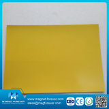 Flat Large Rubber Magnet of Colorful Sheet for Refrigerator