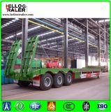 3 dell'asse della base rimorchio basso pesante basso del camion della base del rimorchio 60-100t semi