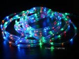 Цвет провода украшения 2 венчания изменяя свет веревочки СИД