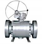 Api Cast Trunnion Ball Valve negli Stati Uniti, in Russia, Medio Oriente e nel Sudamerica