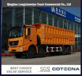Camion professionale Ng80 6X4 del trattore del rifornimento 380HP Beiben Ng80 6X4