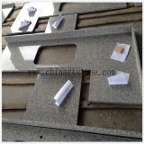 Countertop кухни гранита китайской белизны для проекта дома и гостиницы