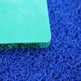 卸し売り頑丈なPVCプラスチックビニールのループヌードルスパゲッティコイルかコイル状の床のマットのカーペット