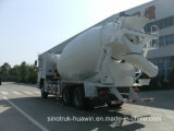Sinotruk HOWO 6X4 8cbm 10cbmのコンクリートミキサー車の具体的なミキサーのトラック