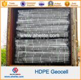 HDPE Resin Slope Erosion Control Plastic HDPE Geocellsの作られる