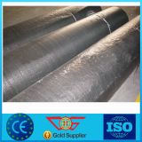 Geotêxtil tecido PP para o saco de secagem da secagem/lama