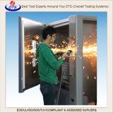 Cámara de prueba de choque térmico (pruebas de impacto en frío caliente y equipo)