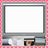 Örtlich festgelegter Rahmen-Projektions-Bildschirm-Ausgangskino-Projektor-Bildschirm/örtlich festgelegter Rahmen-Bildschirm
