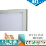 Alta luz del panel 36W LED del lumen 120lm/W 1200*300m m