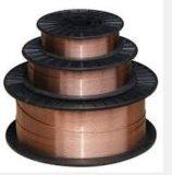 용접 전선/Solider 철사 구리 입히는 MIG 철사 Er70s-6 이산화탄소를 보호하는 제조 이산화탄소 가스