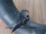 Tubo interno da motocicleta elevada da borracha natural de Quanlity (4.00-8/4.00-12)