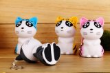 Piccoli altoparlanti senza fili stereo M3 di Bluetooth del nuovo mini delle cellule del telefono gattino portatile creativo del fumetto