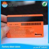 Cartão do PVC RFID do plástico do sistema do estacionamento