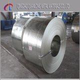 Faixa de aço SPCC revestida de zinco com laminação a frio galvanizada a quente