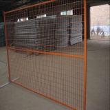 Fabbrica diretta che esporta recinzione provvisoria della rete fissa smontabile provvisoria della rete fissa