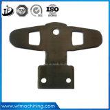 Stand en aluminium de support de bride de support en métal d'OEM Customered estampant des pièces pour le marché superbe
