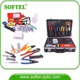 Комплект инструмента прекращения оптического волокна/инструментальный ящик