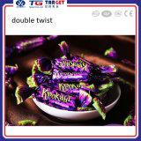Empaquetadora doble automática del caramelo de la torcedura para el precio de Fatory