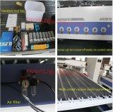 Haut routeur Akm1530c de commande numérique par ordinateur d'Atc de Jinan de configurations avec le commutateur du bois d'outil de commande numérique par ordinateur de moteur servo
