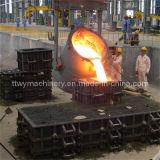 Die ganze Gussteil-Gerät, heißer Metallschöpflöffel-Maschinen-Teekanne-Schöpflöffel für Verkauf