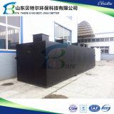 Depuradora biológica compacta de aguas residuales, ampliamente utilizada en los hospitales, autopista, hoteles, Fábrica-Mbr