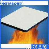 El panel compuesto de aluminio brillante incombustible del color Acm/ACP para la decoración de la pared
