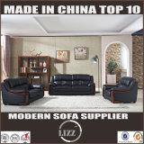 Sofà moderno sezionale di cuoio con il sofà domestico per mobilia